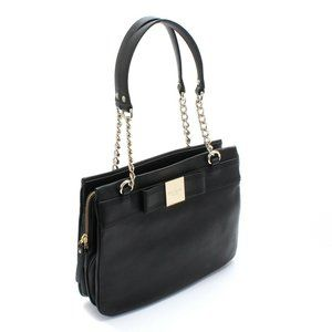 NWT $398! Kate Spade RARE Zip Darcy Leather Bag
